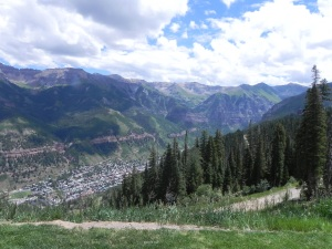 CO.July, 2010.View from San Sophia stop.9.copyright