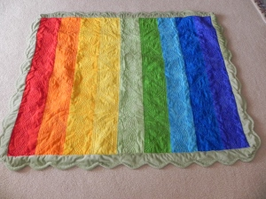 Lisa's Baby Quilt.1